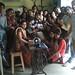 Team being welcomed @ Swaraj Livelihood Centre
