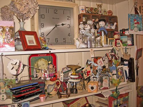 Laura's studio 2