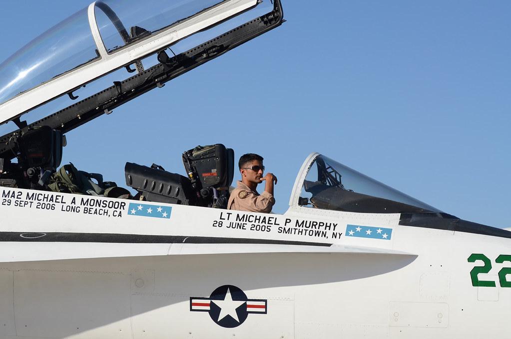 VMFAT-101 F-18 Pilot