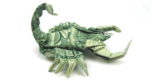 Won Park Master Of Money Origami