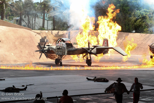 Indiana Jones Epic Stunt Spectaular