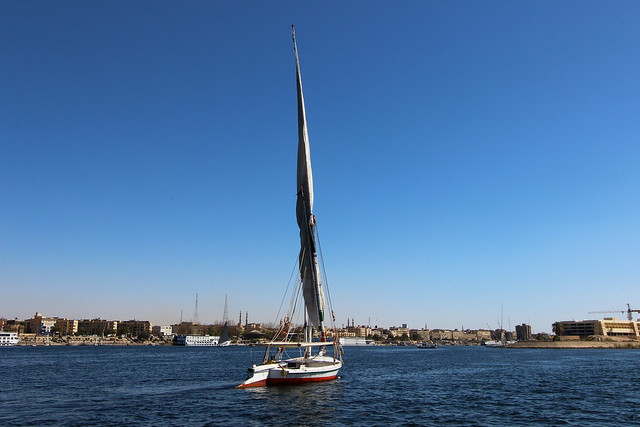 Egypt: A Felucca Ride on the Nile
