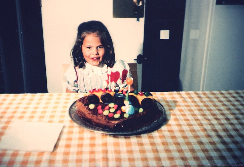 Cumpleaños Feliz Monicositas
