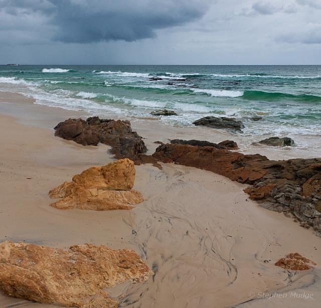 Cylinder Beach #2