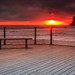 Sunrise at Saltburn Pier