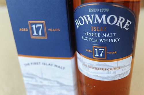 Bowmore 17 yrs