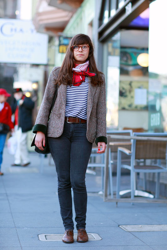 camille_qshots street style, street fashion, women, San Francisco, Valencia Street, Quick Shots,