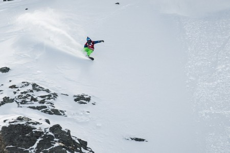 Z finále Freeride World Tour ve Verbier