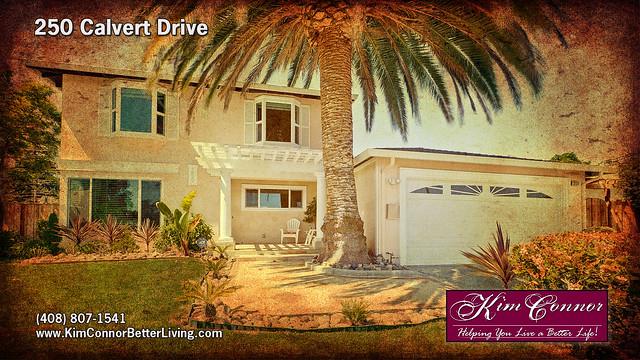 250 Calvert Drive Spacious Family Living Santa Clara Home for Sale