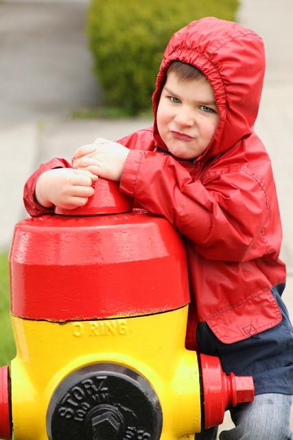 Fire Hydrant Fun