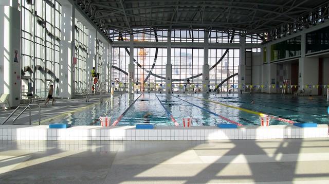Swimming Pool Kunshan Swimming Pool Zhujiang Road