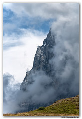 Zwitserland 2012 - Eiger