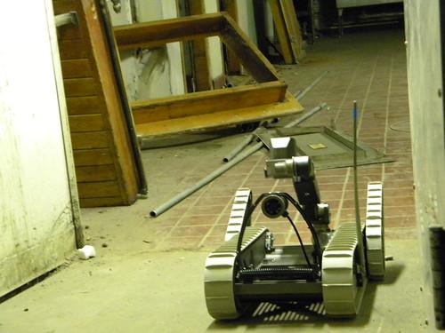 Robot Recon