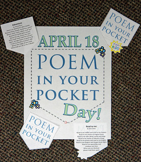 Poem in Your Pocket Day!