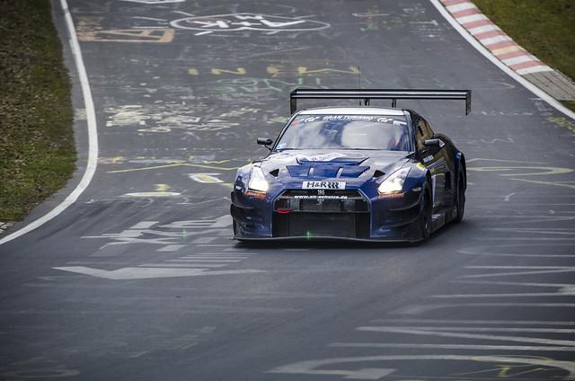 Nissan GT-R GT3 Schulze