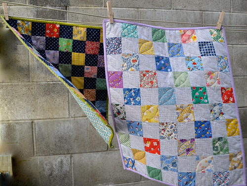 Quilts for neonatal unit