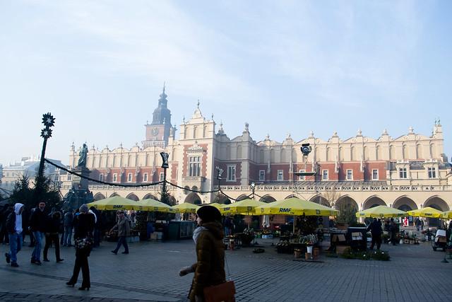 The Main Square | Krakow, Poland