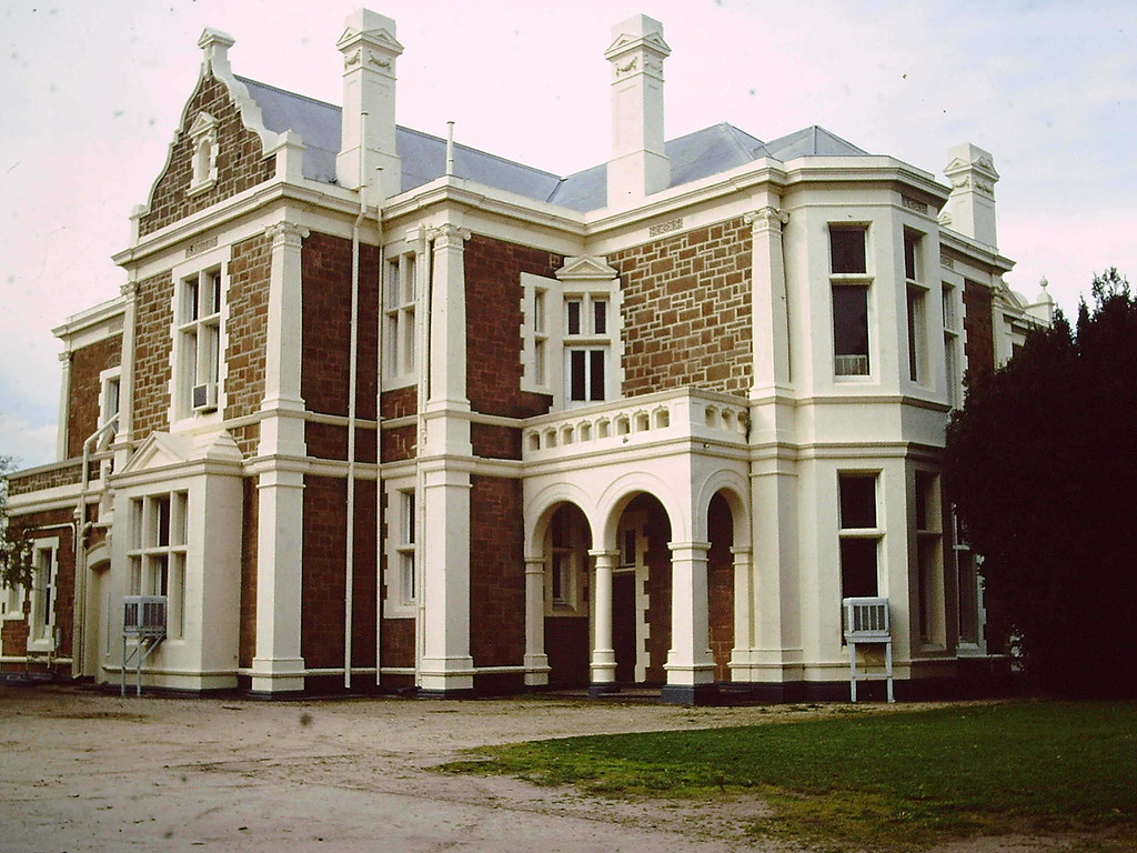Rymill house adelaide city heritage for Adelaide house