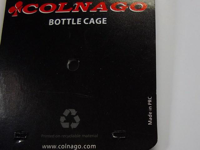 COLNAGO カーボンボトルケージ #4