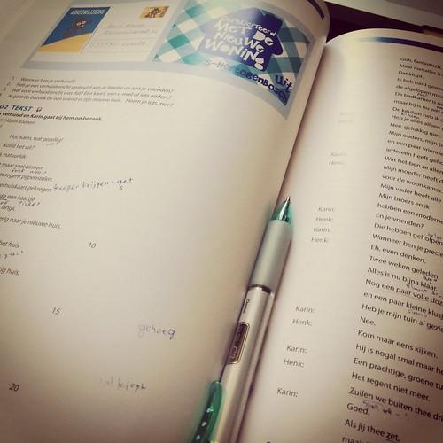 ただいまオランダ語勉強中 - オ...