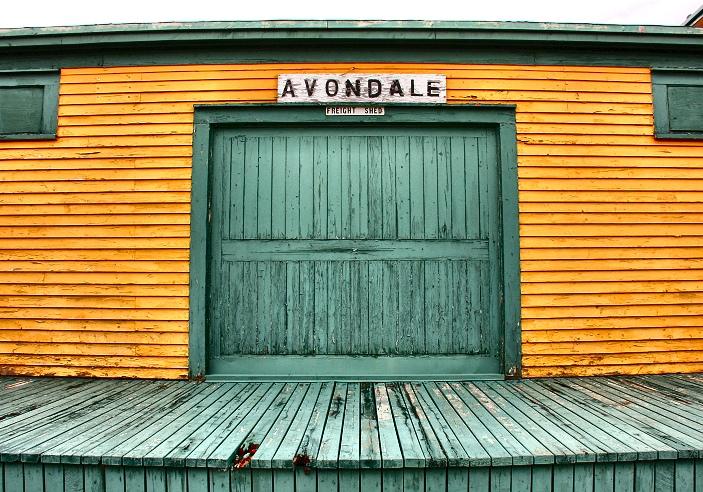 Avondale Railway Station