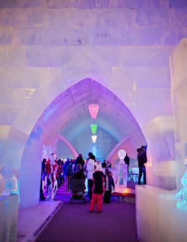 Ice Ceiling