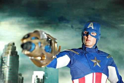 Hot Toys Movie Avengers Captain America