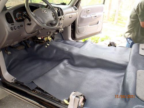 New Interior For The Old Truck Toyota Tundra Forums