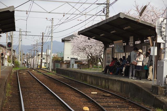 0797 - En el travía a Arashiyama