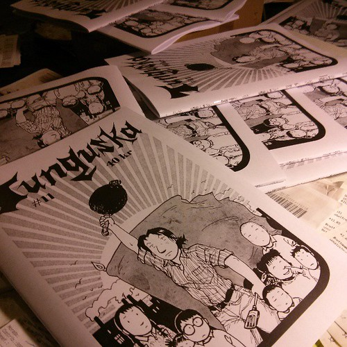 @turukhtan 's awesome pants new zine for SPX #stockholm #Comics