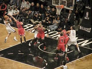 Brooklyn Nets vs. Chicago Bulls 4.22.13
