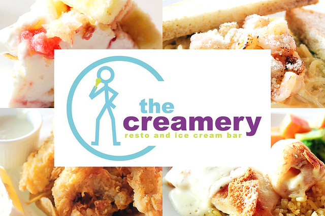 The Creamery Resto and Ice Cream Bar Giveaway