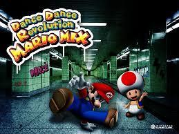Mario pląsa