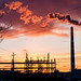 Industrial Sunset by joeri-c