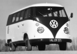 AL-29-37 Volkswagen Transporter kombi 1967