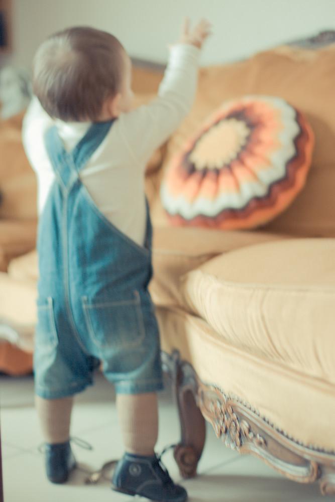 salopette jeans monoprix bébé