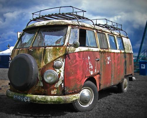 BF-96-04 Volkswagen Transporter SO-34 camper 1964