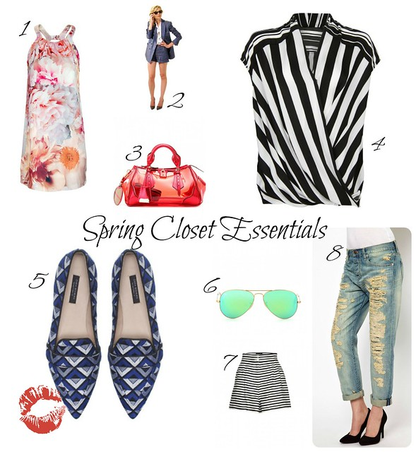 14 Spring Closet Essentials 2013 I Style By Charlotte