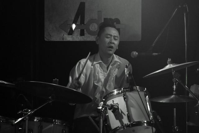 JIMISEN live at Adm, Tokyo, 29 Apr 2013. 296