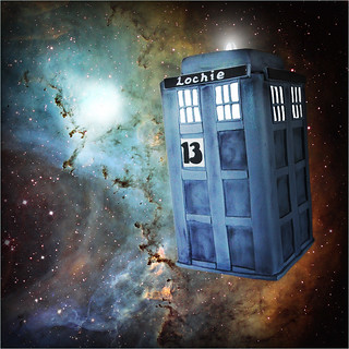 Tardis in action