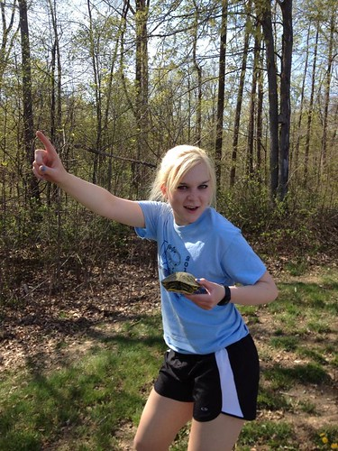 Katie Saves Turtle