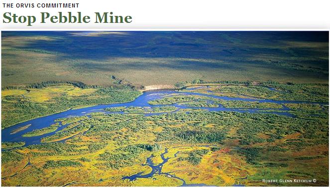 Stop Pebble Mine