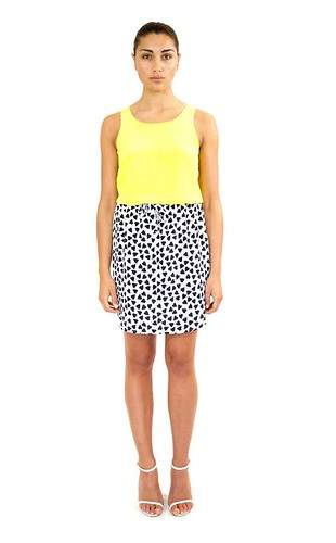 Light Of Day Lemon Cami