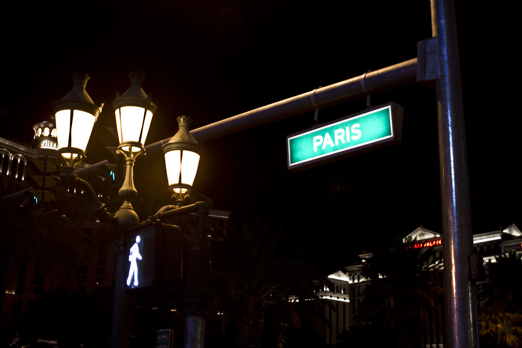 Paris, Nevada