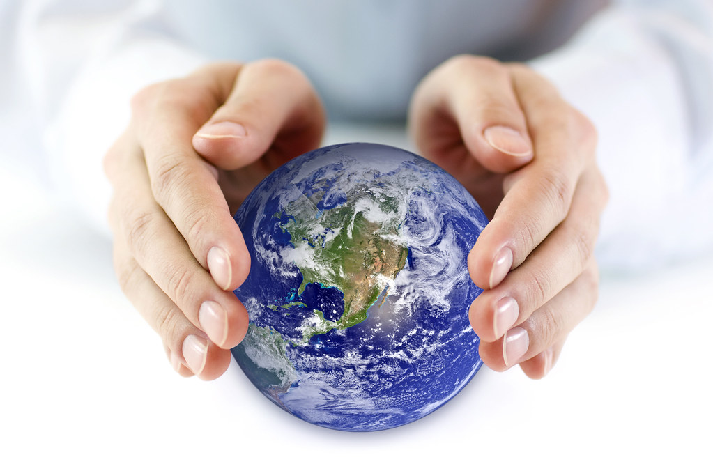 Preserving and protecting the earth is important to Laboratory employees