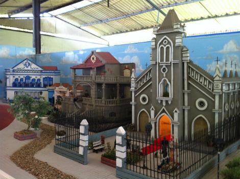 Igreja pequeno grandre