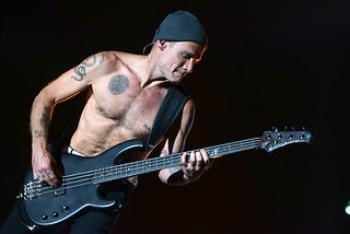 Flea of The Red Hot Chili Peppers - Live in 2013