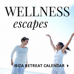 White Ibiza Retreat Calendar