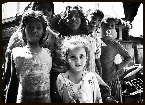 Marziya Shakir - Street Photographer With The Street Urchins She Shot by firoze shakir photographerno1