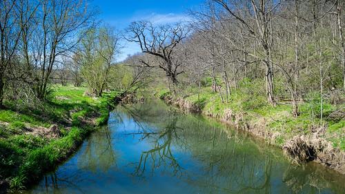 blue green water spring buds rejuvenation swissvalley catfishcreek sdgiere